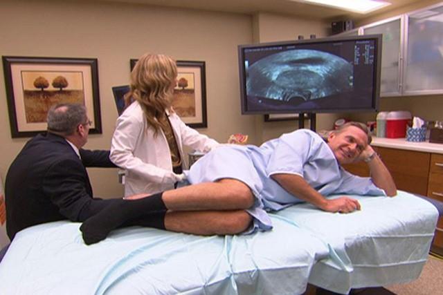 Фото видео ректальный осмотр мужчин